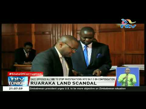 The EACC to sue National Land Commission for interfering with their mandate