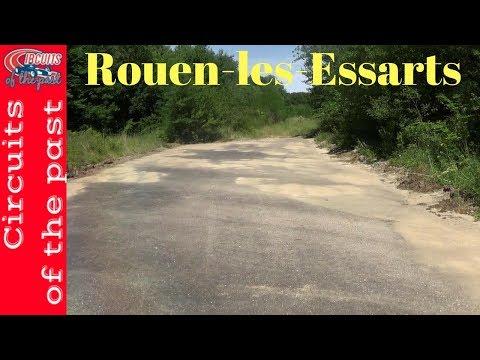 Circuit Rouen-les-Essarts 1972-1994 layout Onboard POV