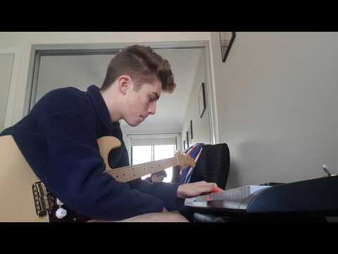 Tame Impala Borderline Loop Pedal Cover//lachlan Thomson