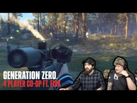 Generation Zero Co-op with Fisk! thumbnail