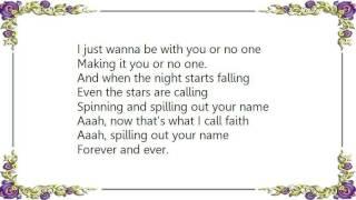 Chrissie Hynde - You or No One Lyrics
