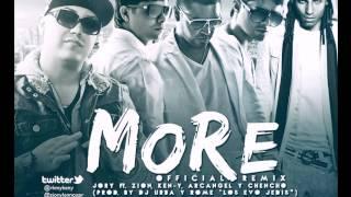 More (Official Remix) - Jory Ft Zion, Ken-Y, Arcangel y Chencho (Prod By. Dj Urba y Rome)