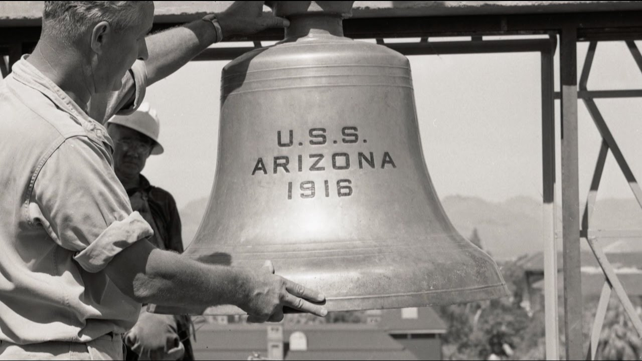 The USS Arizona Bell