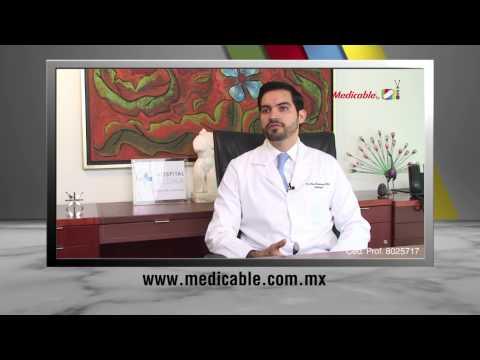Doctor en medicina de próstata
