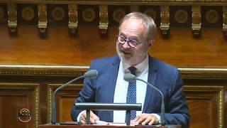 Mon intervention du 3 juillet sur le projet de loi Traité sur la coopération et l'intégration fr