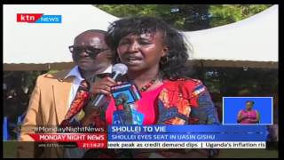 Monday Night News: Former Court Registrar Glady's Boss Shollei eyes Uasin Gishu Women rep position