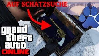 GTA Online Schatzsuche An Der Brücke! | GTA Online #21 | GERMAN