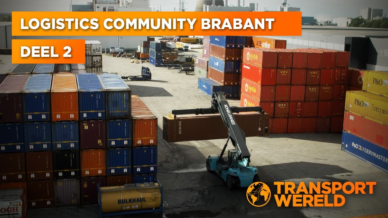 Logistics Community Brabant – Joint Corridor – deel 2