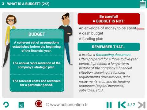 P7EN2019 - Module: Budget preparation characteristics - YouTube
