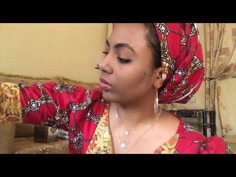 Hausa Babe | Fulani in Red ❤️🇳🇬💃🏾
