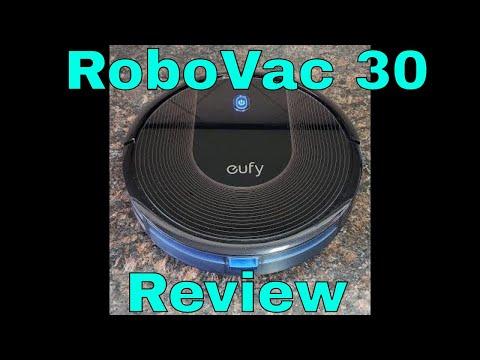 Eufy RoboVac 30C - Product Demonstration