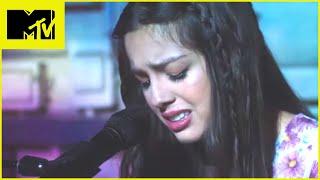 Olivia Rodrigo 'Drivers License' (Live Performance) - MTV Push