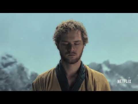 Железный кулак (1 сезон) — Русский трейлер (2017)