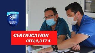Journée de certifications