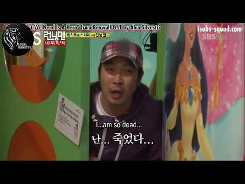 Kim Jong Kook Angry Moment [Running Man Ep 46]