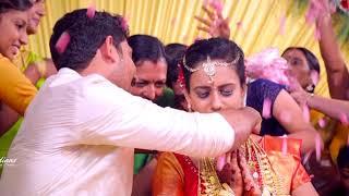 Vennilavin Thaliralle Rajalekshmi❤️Nitheesh Traditional Kerala Hindhu Wedding 2019 Highlights