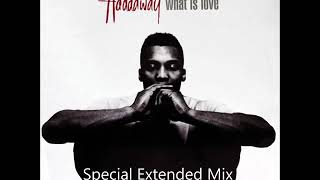 Haddaway   What Is Love (Special Extended Mix)