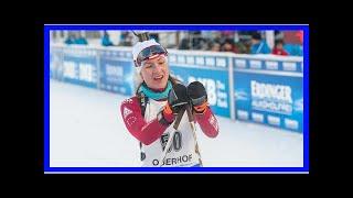 Последние новости | Дарья Домрачева обогнала Кайсу Макарайнен на 1,2 секунды и выиграла спринт