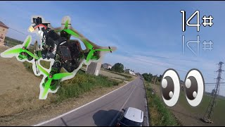 14# Drone FPV - Freestyle