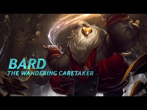 Bard Just Became Available In League Of Legends