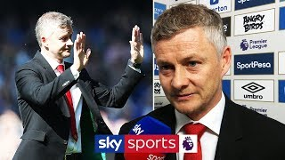 Ole Gunnar Solskjær apologises to Man Utd fans after 4-0 defeat to Everton