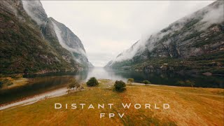 CINEMATIC FPV - Flying Over Norway ????