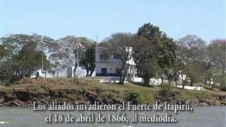 preview picture of video 'Manuel Cuenca Expedición Ñeembucú Parte 4 Riacho Paranamí'