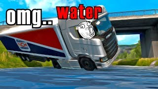★IDIOTS On The Road #37- ETS2MP   Funny Moments - Euro Truck Simulator 2 Multiplayer