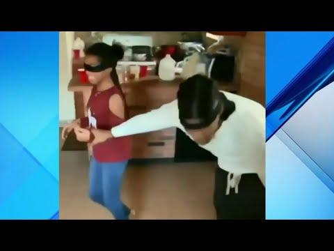 Ново: Клипове на деца, пресичащи улици с вързани очи, заливат YouTube