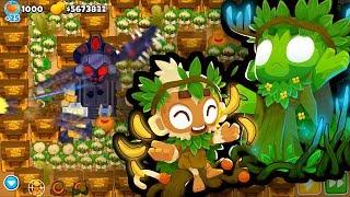 BTD6 - Top 'Endgame' towers/heroes for CHIMPS (General Get