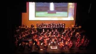 Skyward Sword Medley - Live - The Legend of Zelda: Symphony of the Goddesses - Second Quest