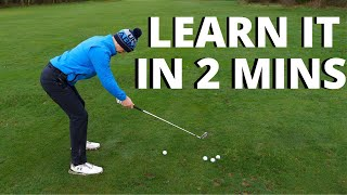 HOW CLOSE SHOULD YOU STAND TO THE GOLF BALL - 2 minute GOLF TIP that works for your DRIVER & IRONS