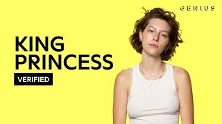 "King Princess ""Ain't Together"" Official Lyrics & Meaning 