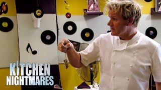 Delusional Owner Makes Gordon LEAVE | Kitchen Nightmares