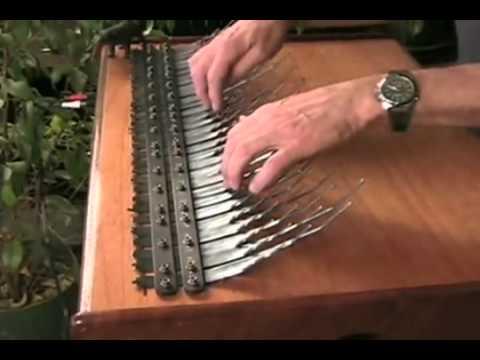 Loại nhạc cụ có âm thanh của nước