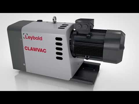Clawvac Claw Dry Vacuum Pumps