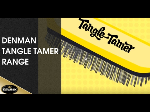 Denman Denman D90 Tangle Tamer Pink