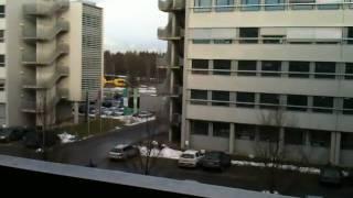preview picture of video 'Rettungshubschrauberstart IBC in Unterpremstätten bei Graz'
