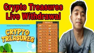 Krypto Treasure Secret Codes 2021