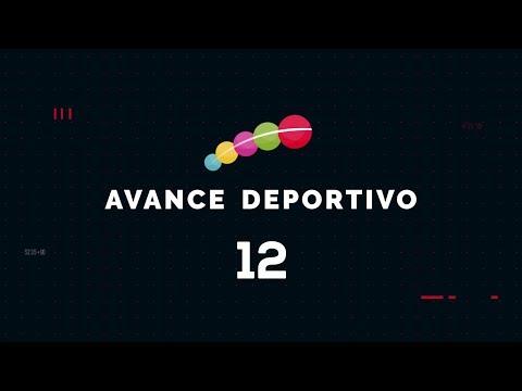 Avance Deportivo. Capítulo 12.