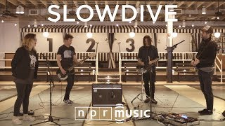 Slowdive: NPR Music Field Recordings