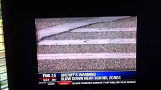 Maitland, FL Dommerich Elementary Crossing Guard