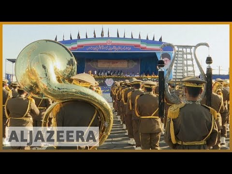 🇮🇷Iran's Revolutionary Guards targeted in Ahvaz military parade l Al Jazeera English
