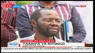 Changes Anyang' Nyong'o will make once voted in as Governor