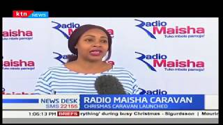 Radio Maisha fans get vouchers and a free ride from Nairobi to Kisumu, Siaya, Kakamega, Mombasa