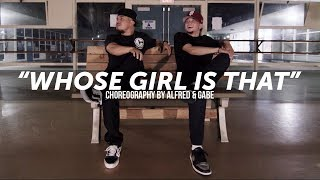 """Chris Brown """"Whose Girl Is That"""" 