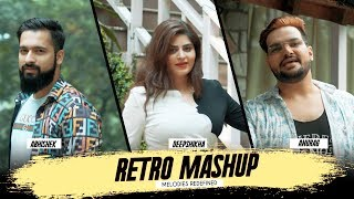 Retro Mash-up   Yeh Jo Mohabbat Hai   Main Shayar To Nahi   Lag Jaa Gale   Ajeeb Dastan