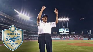 Dodgers Salute Don Newcombe