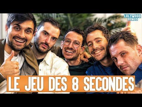 Le Jeu des 8 Secondes ft. Morgan VS & Benjamin Verrecchia