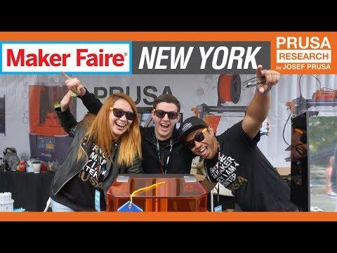Maker Faire New York 2018